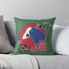 Comforters, Throw Pillows, Canvas Prints, Green, Throw Blanket, Green Throw, Lewis, Home Decor, Pillows