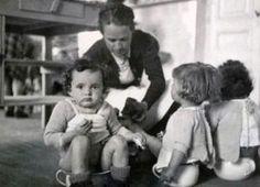 Elisabeth Eidenbenz, la enfermera y maestra que salvó a más de 600 niños y niñas
