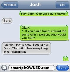 Autocorrect Fails and Funny Text Messages - SmartphOWNED -more pictures? see you…