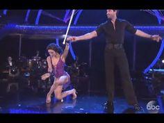 ▶ DWTS Season 18 FINALE : Meryl Davis & Maks - Foxtrot/Cha Cha - Dancing With The Stars 2014 Finals - YouTube