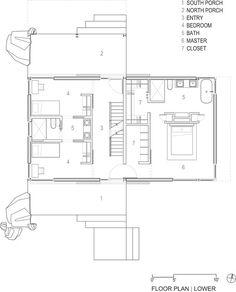 Casa Sunshine Canyon,Floor Plan - Lower