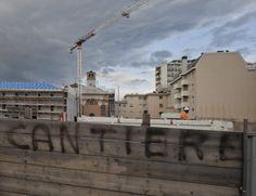 Il cantiere M9, work in progress Alessandra Chemollo© Fondazione di Venezia (2015) #museum #museo #cantiere #construction #constructionsite #plan #mestre #veneto #venezia #architettura #architecture