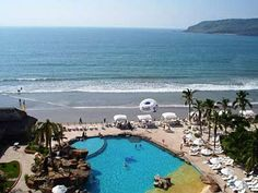 View from Costa de oro Mazatlan