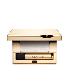 Ombre Minérale Mono Eyeshadow - Pure, lasting eyeshadows shade, define, highlight and line in fall's most fashionable colors. Glide on wet for high-intensity color; dry for a subtle look. Ultra-soft mineral formula blends easily. Shade: 01 Sparkle White