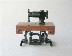 Brickshelf Gallery - singer-03.jpg | ReBrick | From LEGO Fan To LEGO Fan