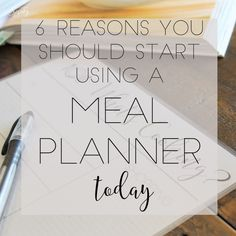 Meal planning is a m