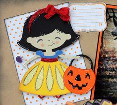 Scrapbook fun! Little Princesses #DisneyPrincessWMT