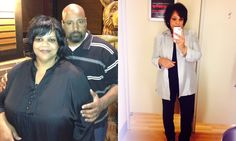 After Barely Recognizing Herself In A Family, Photo, Delores Curtis Lost 181 Pounds