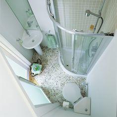 дизайн интерьера маленькой ванной идеи