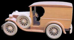 Precision drafted full sized plans by Toys and Joys Complete, At-A-Glance materials list Easy to follow instructions Beautifully precise patterns enable you to create and display quality replicas of your favorite cars, trucks, equipment etc. Parts Required                   5 SW-275       5 AP-244                   1 STW-125       2 TP-075                   1 AP-090