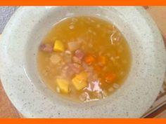 Sedliacka krúpková polievka
