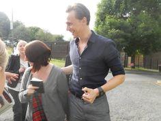 Amazing Tom on set of High-Rise. (http://torrilla.tumblr.com/post/91468455505/tom-hiddleston-on-set-of-high-rise-in-bangor-july#notes)