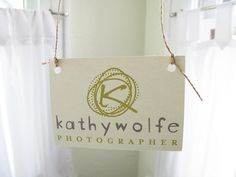 Kathy Wolfe Photography Logo