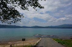 Lake Tazawa-ko Akita Japan