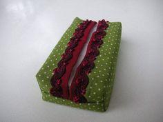 Taschentüchertasche Geschenkidee von ARTandMORE auf DaWanda.com