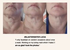 If you've been wondering how to imporve your neck, you need to read this! By stimulating essentials nutrients and blood flow, women all around the world are enjoying their neck rrsults. The small FaceBlaster claws were designed for delicate areas, click here to learn more. Ashley Black, Claws, Thats Not My, Blood, Delicate, Essentials, Learning, Tips, Women
