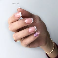 Pink Gel Nails, Red Acrylic Nails, Bling Nails, Gel Nail Art, Classy Nails, Stylish Nails, Gorgeous Nails, Pretty Nails, Luxury Nails