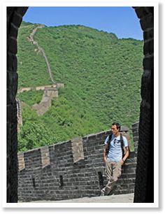 Reisspecialist Koen aan het woord, lees zijn verhaal en hoe hij het land China heeft ervaren tijdens zijn reis: http://www.chinaonline.nl/reisspecialist-china.htm