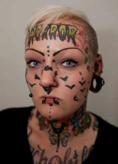 014974d1d Bad Tattoos: 15 More of the Worst in Terrible | Tattoos | Bad ...