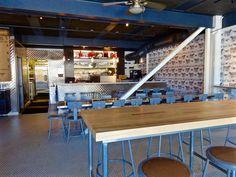 https://flic.kr/p/sX1d9w | inside Marlowe Burger in SOMA San Francisco  http://placesiveeaten.blogspot.com/2015/05/marlowe-burger-in-soma-san-francisco.html