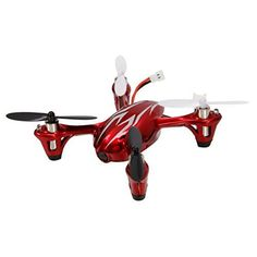 Hubsan X4 H107C Quadcopter Crash Kit Red White Part Accessories Motor All In One