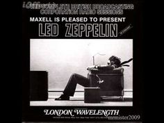 That's The Way - Led Zeppelin (live London 1971-04-01) [BBC]