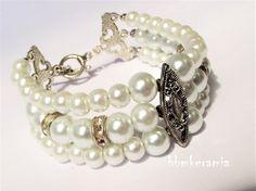 BBM Kerámia Ékszer Bracelets, Jewelry, Fashion, Moda, Jewlery, Jewerly, Fashion Styles, Schmuck, Jewels