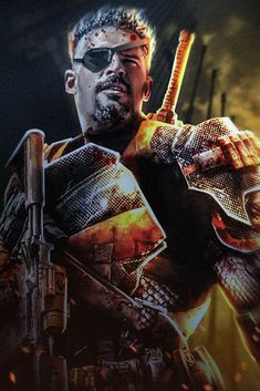 Justice League Movie Post Credits Scene Shows Deathstroke aka Slade Wilson played by Joe Manganiello, See the Full Breakdown of Both Justice League Post Credit Scenes - DigitalEntertainmentReview.com