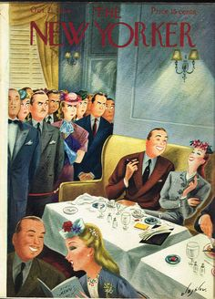 The New Yorker Oct. 21, 1944