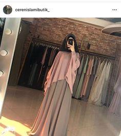 40 ideas for how to wear kimono summer Modern Hijab Fashion, Muslim Women Fashion, Hijab Fashion Inspiration, Islamic Fashion, Abaya Fashion, Modest Fashion, Fashion Dresses, Mode Abaya, Mode Hijab