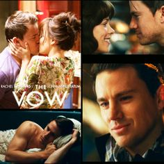 See Channing Tatum in The Vow, out to own on 25th June. Click to follow our boards and you could get the chance to Win What You Pin during launch week. Email thevowdvd@yahoo.co.uk for more information.