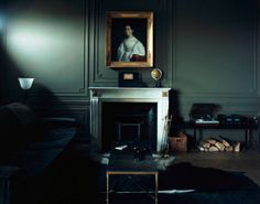 mourning room