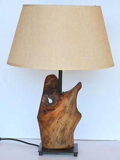 Wood / Lampa starý orech
