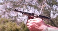 Firing the Extremely Rare Early Schwarzlose Model 1898 Pistol [VIDEO]