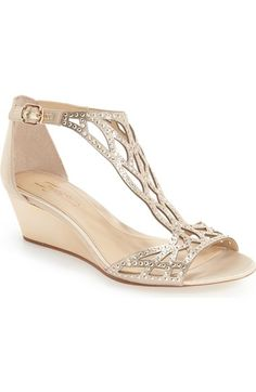 Imagine by Vince Camuto 'Jalen' Wedge Sandal (Women) available at #Nordstrom
