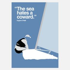 Sailing Print, 21,50€, now featured on Fab.