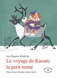 Le voyage de Kaouto le petit renne - 9782878335460 - Circonflexe - couverture L'histoire de Kaouto, le petit renne parti retrouver ses amis au nord du pays, est un véritable voyage à travers la Norvège avec ses plaines enneigées et ses fjords pris par les glaces, là où soleil ne se couche jamais en été et ne se lève jamais en hiver.