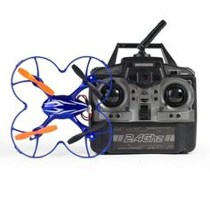 4.5 Channel Super Quadcopter with Video Camera at MCM Electronics