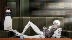 Blood Blockade Battlefront - Épisode 10 : Run ! Lunch !! Run !!! To the end. - Série complète à voir en streaming et téléchargement sur http://animedigitalnetwork.fr/video/kekkai_sensen