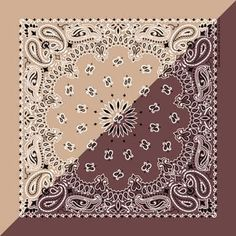 Get cool western paisley bandanas, or rad floral paisleys, for both men and women. We are your one stop shop for wholesale cool bandanas. Circle Burst, All Over, and even Floral paisleys. Bandana Tattoo, Cool Bandanas, Bandana Crafts, Modern Art Paintings, Single Piece, Textile Prints, Paisley, Colours, Graphic Design