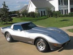 OK Drew...this is the one I want you to draw for me....1978 L82 Silver Anniversary Ed. Corvette