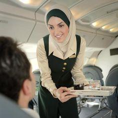 Mahan air cabin crew