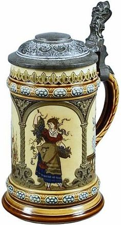 Welcome to Stein Marks. Beer Types, Mugs And Jugs, German Beer Steins, Oktoberfest Beer, Beer 101, Crystal Glassware, Beer Mugs, Beer Brewing, Craft Beer