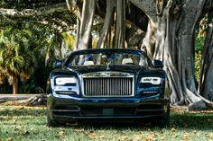 Rolls Royce Dawn in Coral Gables