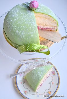 Romanian Desserts, Homemade Cakes, Amazing Cakes, Panna Cotta, Sweet Treats, Food And Drink, Ice Cream, Yummy Food, Sweets