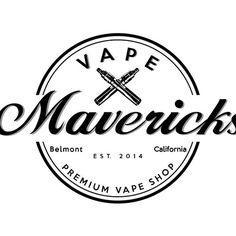 Designs | Create a logo for a quickly rising industry. Vape Mavericks! | Logo design contest