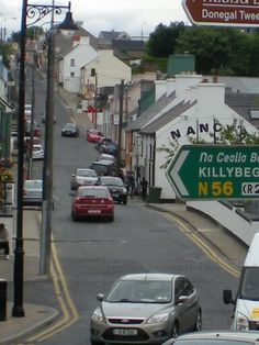Front Street, Ardara, Donegal