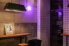 Noodle House, Noodle Bar, Signage Design, Cafe Design, Mary Wong, Chinese Noodle Restaurant, Asian Restaurants, Cafe Shop, Cafe Interior