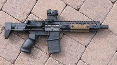 300 BLK Pistol   300 Blackout Sbr .300 blk with the nea