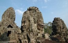 As a tour passenger, you can also go for Siem reap tours. Siem Reap is a major tour attraction in Cambodia. You can be able to visit various famous temples that are located nearby & adjourned to this city.  http://www.camboholiday.com/siem-reap-attractions/